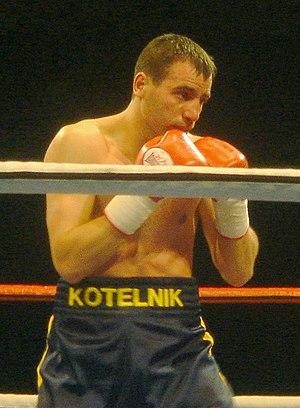 Andreas Kotelnik - Kotelnik in 2008