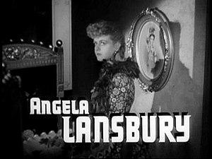 English: Screenshot of Angela Lansbury in the ...