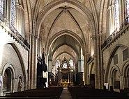 Angers - Nef cathédrale Saint-Maurice