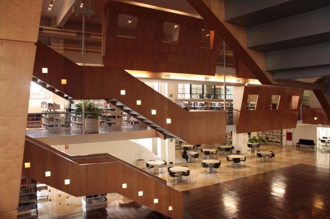 Anhembi Morumbi library