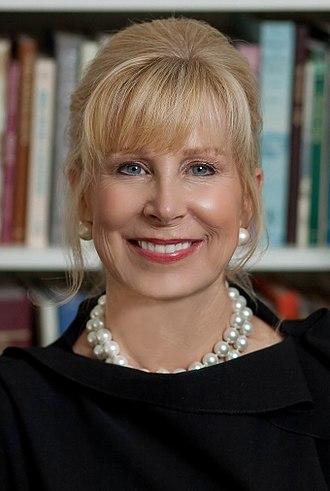 Rick Scott - Scott's wife Ann Holland