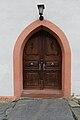 AnnaKirche Steeg, Tür der Nordseite (18. Jh.).jpg