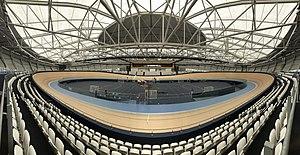 Sleeman Centre (Brisbane) - Anna Meares Velodrome