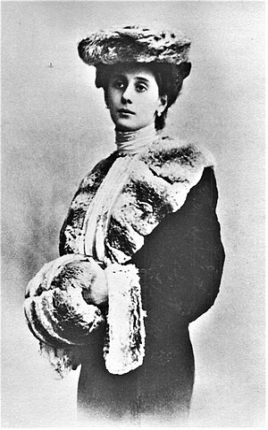 Anna Pavlova - Anna Pavlova, ca. 1905.
