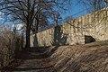 Annaberg, Stadtbefestigung, Stadtmauer, westlicher Abschnitt-20160407-011.jpg