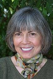 L'écrivain américain Anne Rice
