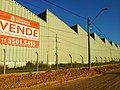 Antiga Duratex Comprado por 44 milhões pela REP Real Estate Partners Desenvolvimento Imobiliário, responsável pelo empreendimento com a construção de um novo Shopping neste local 07-2012. - panoramio.jpg