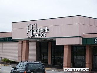 Antioch Crossing - Image: Antioch Center Mall entrance