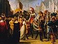 Anton Petter - Der Einzug Kaiser Maximilians I. in Gent - 3722 - Kunsthistorisches Museum.jpg