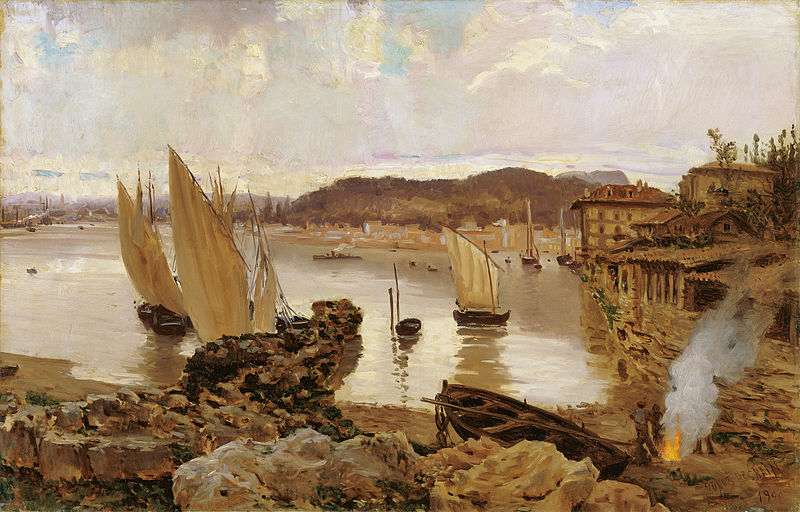 File:Antonio Muñoz Degrain Port of Bilbao.jpg