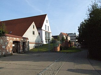 Hospital Brothers of St. Anthony - Former Antonine hospital in Memmingen, now a museum of the Order