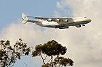 Antonov Airlines Antonov An-225 Mriya UR-82060 Perth, 2016 (01).JPG