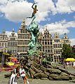 Antwerpen - Tour de France, étape 3, 6 juillet 2015, départ (297).JPG