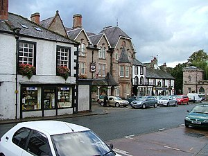 Appleby-in-Westmorland - Image: Appleby Market Square