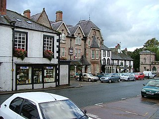 Appleby-in-Westmorland small town in Cumbria, UK