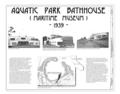 Aquatic Park Bathhouse, Beach Street, West of Polk Street, San Francisco, San Francisco County, CA HABS CAL,38-SANFRA,157- (sheet 1 of 12).png