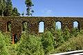 Aqueduto, Mata do Canário, Sete Cidades, ilha de São Miguel, Açores.JPG