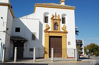 Arahal - San Roque church