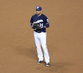 Aramis Ramirez Milwaukee Brewers April 2012.jpg