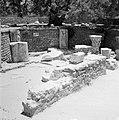 Archeologische site met bouwfragmenten, Bestanddeelnr 255-2577.jpg