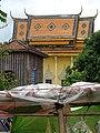 Architectural Detail in Cham Muslim Village - Tonle Bet Commune - Kampong Cham - Cambodia - 02 (48345354846).jpg