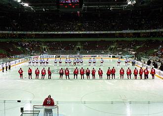 Arēna Rīga - Image: Arena Riga CAN CZE 2006 05 14