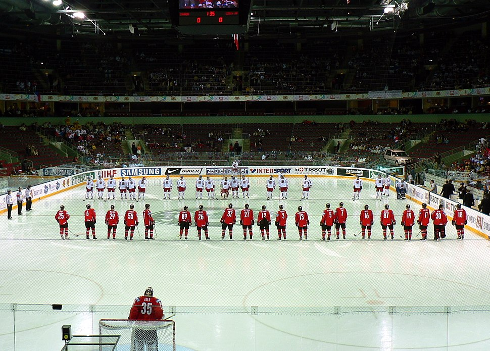 Arena Riga CAN-CZE-2006-05-14