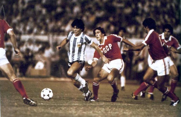 Arg vs urss 1979