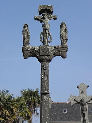 Argol Parish close - The calvary at Argol