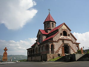 Armenian Church in Kislovodsk.JPG