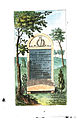Arnaud - Recueil de tombeaux des quatre cimetières de Paris - Aglaé Louise Marie Surgy (colored).jpg