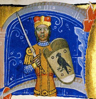 Ügyek - Álmos' son Árpád, who conquered the Carpathian Basin