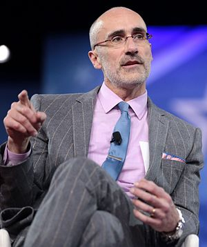 Arthur C. Brooks - Arthur Brooks at the 2017 Conservative Political Action Conference.