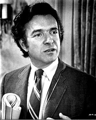 Arthur Hiller - Hiller directing Love Story in 1970