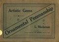 Artistic Gems in Ornamental Penmanship by Louis Madarasz 1914.pdf