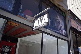 Artists' Television Access - Artists' Television Access location at 992 Valencia Street