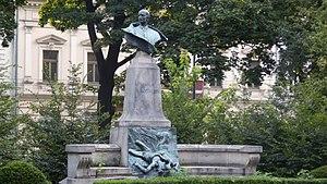 Artur Grottger - Image: Artur Grottger (November 11, 1837 – December 13, 1867) Krakow Poland 2014
