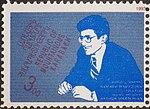 Artur Mkrtchyan 1993 stamp of Artsakh.jpg