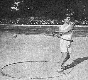 Arvid Åberg - Arvid Aberg at the 1912 Olympics