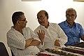 Ashim Kumar Banerjee - Biswatosh Sengupta - Abhoy Nath Ganguly - Kolkata 2015-07-28 3286.JPG