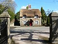 Ashwell Lodge opposite Ugbrooke House - geograph.org.uk - 723103.jpg
