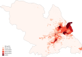 Asian Sheffield 2011 census.png
