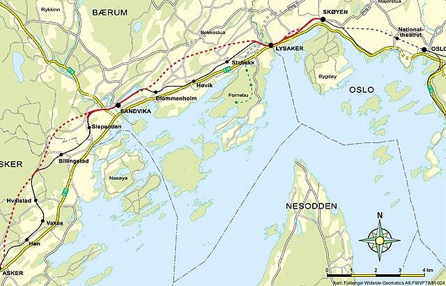 skaugum kart Datei:Asker Line map. – Wikipedia skaugum kart