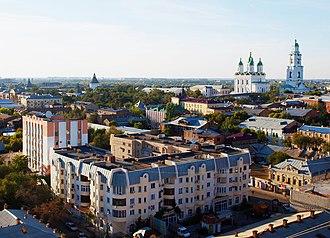 Astrakhan Oblast - Image: Astrakhan Russia