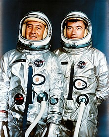 Astronauts Virgil I. Grissom (left) and John W. Young.jpg