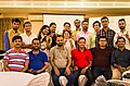 Aswiki2019- Group photo at the end of day 1.jpg