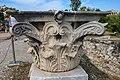 Athen, Korinthisches Kapitell, Odeon des Agrippa.jpg