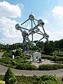 Atomium - Mini-Europa - panoramio.jpg
