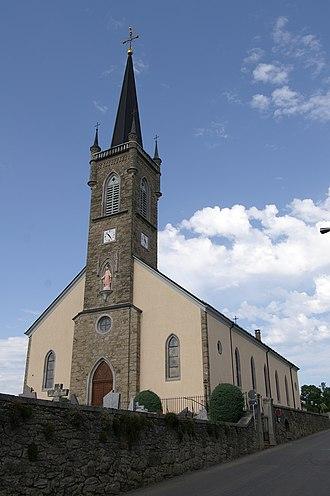 Attalens - Notre-Dame De L'Assomption Church