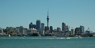 Waitematā Local Board - Auckland central business district - the major centre of the Waitemata Local Board
